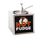 Gold Medal 2201 Pump-Style Hot Fudge Warmer w/