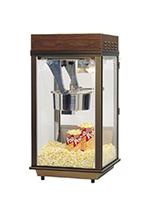 Gold Medal 2212 120240 Mega Pop Popcorn Machine w/ 250-oz/hr Capacity & Copper Vein Finish, 120/240V