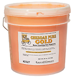 Gold Medal 2327 Cheddar Pure Gold Cheese Corn Paste Mix, 30-lb Tub