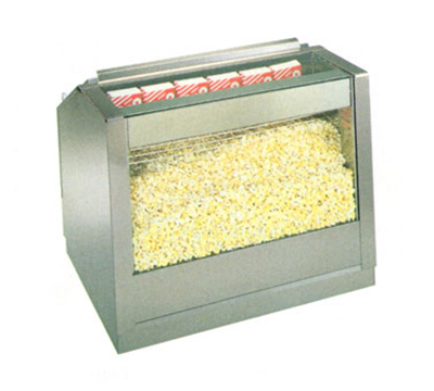 Gold Medal 2343 30-in Front Counter Popcorn Staging Cabinet w/ Forced Hot Air Blower