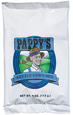 Gold Medal 2569 4-oz Pappys Kettle Corn Mix, 48/Case