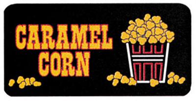 Gold Medal 2584 Caramel Corn Lighted Sign
