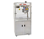 Gold Medal 2670-071 32-oz Odyssey Popcorn Machine w/ Base & Electronic Heat Control, Stainless