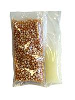Gold Medal 2645 Mega Pop Glaze Pop Corn Kit for 6-oz Kettles, 36/Case