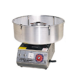 Gold Medal 3007 High Output Tornado Floss Cotton Candy Machine w/ Aluminum Floss Bowl