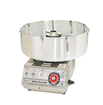 Gold Medal 3008SS Deluxe Whirlwind Cotton Candy Machine w/ Aluminum Floss Bowl & 4-Brush Assembly