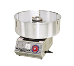 Gold Medal 3009 High Output Deluxe Whirlwind Cotton Candy Machine w/ Aluminum Floss Bowl