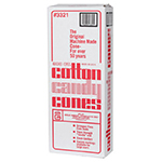 Gold Medal 3321 Plain Disposable Cotton Candy Cones, 1,200/Case