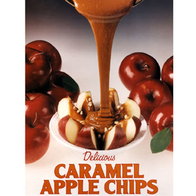 Gold Medal 4000 Caramel Apple Chip Poster
