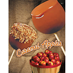 Gold Medal 4017 Caramel Apple Poster