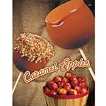 Gold Medal 4017 Caramel Apple Poster