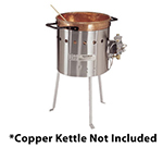 Gold Medal 4110BG 16-in Round LP Gas Candy Apple Stove