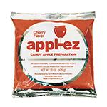 Gold Medal 4144 15-oz Appl-Ez Candy Apple Mix, Cherry, 15/Case