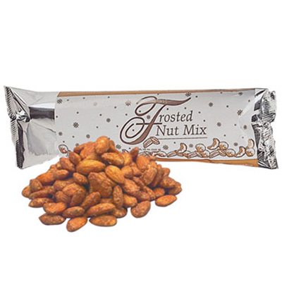 Gold Medal 4503 12-oz Portion Pak Frosted Nut Mix, 36-Pouches/Case