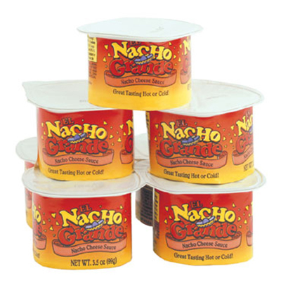 Gold Medal 5277 3.5-oz El Nacho Grande Deluxe Portion Pak Cheese, 48-Cups/Case