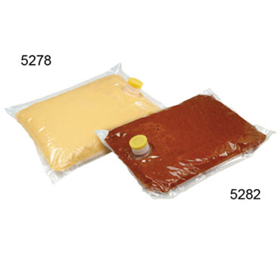 Gold Medal 5278 140-oz El Nacho Grande Bag Cheese, 4-Bags/Case