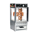Gold Medal 5552PR 24-in Countertop Humidified Merchandiser w/ 50-Pretzel Capacity