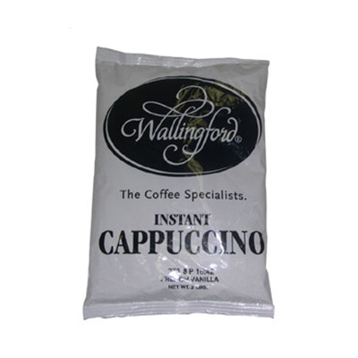 Gold Medal 7035 2-lb French Vanilla Cappuccino Mix, 6-Bags/Case