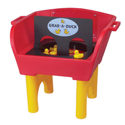 Gold Medal 7758 Grab A Duck Whiz Bang Carnival Game