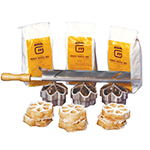 Gold Medal 8011 5-lb French Waffle Mix, 6-Bags/Case