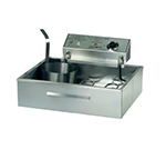 "Gold Medal 8051D 17"" Electric Funnel Cake Fryer,"
