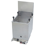Gold Medal 8065NS Countertop Gas Fryer - (1) 87-lb Vat, LP