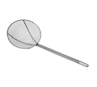Gold Medal 8077 Fryer Skimmer Basket w/ Long Handle