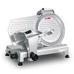 "Skyfood 220E Economy Slicer, 9"" Diam, Maximum Thickness 1/2 in, 1/5 HP, 115 V"