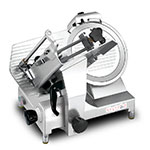Skyfood 312EC Full-Size Heavy Duty Slicer w/ Gravity Feed, Stainless Blade