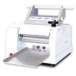 "Skyfood CLM-300 Table Top Single Pass Dough Roller & Sheeter w/ 12"" Rollers, 110 V"