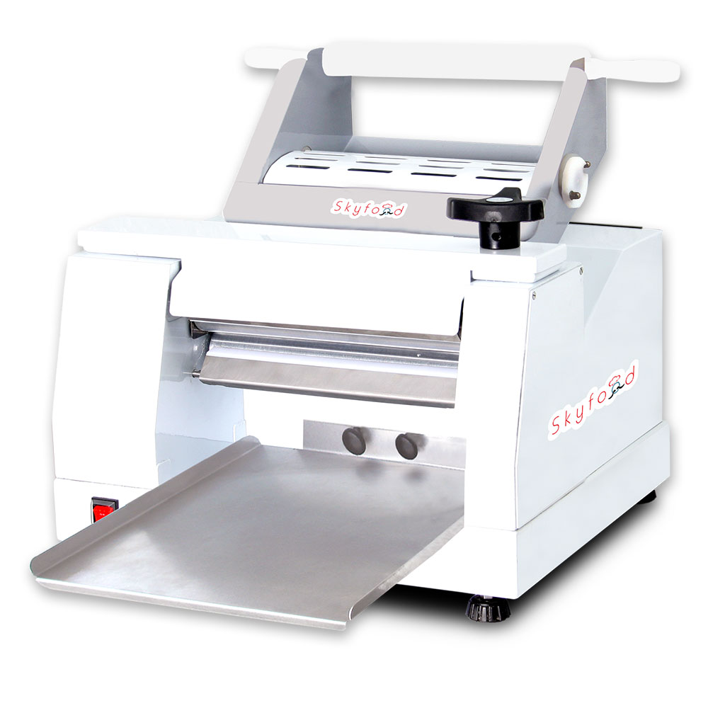 Skyfood CLM-300 Table Top Single Pass Dough Roller & Sheeter w/ 12-in Rollers, 110 V