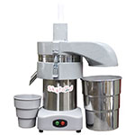 Skyfood CSE1 48-oz Centrifugal Juice Extractor w/ Manual Feeder - Stainless, 127v