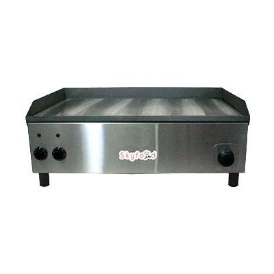 """Skyfood EGP39 39"""" Electric Griddle - Manual, 3/8"""" Steel Plate, 220v/1ph"""