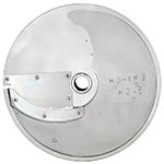 "Skyfood EH3 Soft Product Slicing Disc, 1/8"" for MASTER Models"
