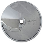 "Skyfood EH7 Soft Product Slicing Disc, 9/32"" for MASTER Models"
