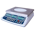 Fleetwood CK-30PLUS Price Computing Scale w/ 30-lb Capacity, 11-4/5 x 8-2/3-in Platter