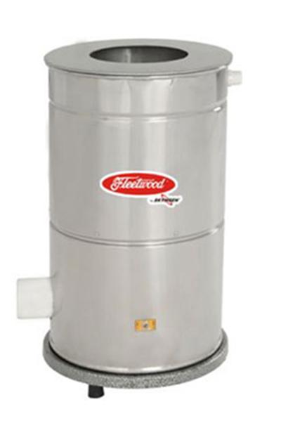 Skyfood DAL-6 12-lb Table Top Garlic Peeler w/ 60-lbs Per Hour, Ball Bearing Drive