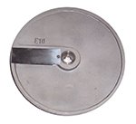 Fleetwood E10 Slicing Disc, 3/8-in, For MASTER Models