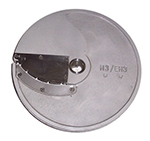 Skyfood EH3 Soft Product Slicing Disc, 1/8-in, For MASTER Models