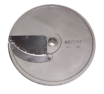 Fleetwood EH7 Soft Product Slicing Disc, 9/32-in, For MASTER Models