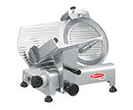 Fleetwood GL300 Compact Economy Slicer w/ Gravity Feed, 12-in Diam, .5-in Thick Slice