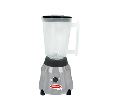 Fleetwood LT-1.5 48-oz Blender w/ Double Welded Stainless Blades, Poly