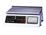 Skyfood PC-100-NL 60-lb Dual Range Electronic Price Computing Scale w/ 6-Digit LCD