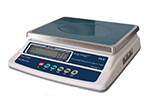 Fleetwood PX-6 6-lb Portion Control Scale w/ LCD Display, 11-4/5 x 8-2/3-in Platform