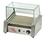 Skyfood RG-5M 12 Hot Dog Roller Grill - Flat Top, 110v