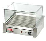 Skyfood RG-9M 24 Hot Dog Roller Grill - Flat Top, 110v
