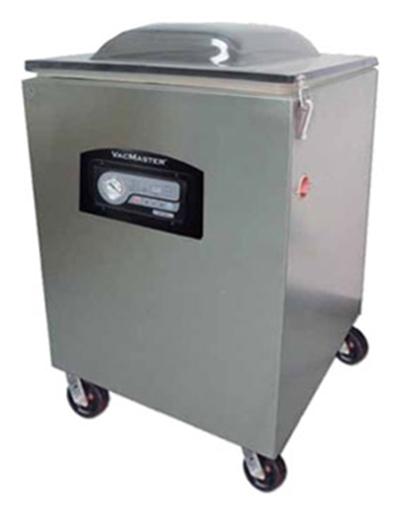 Fleetwood VP540C Floor Vacuum Pack Machine w/ 20-in Double Seal, 2-Bar, 20