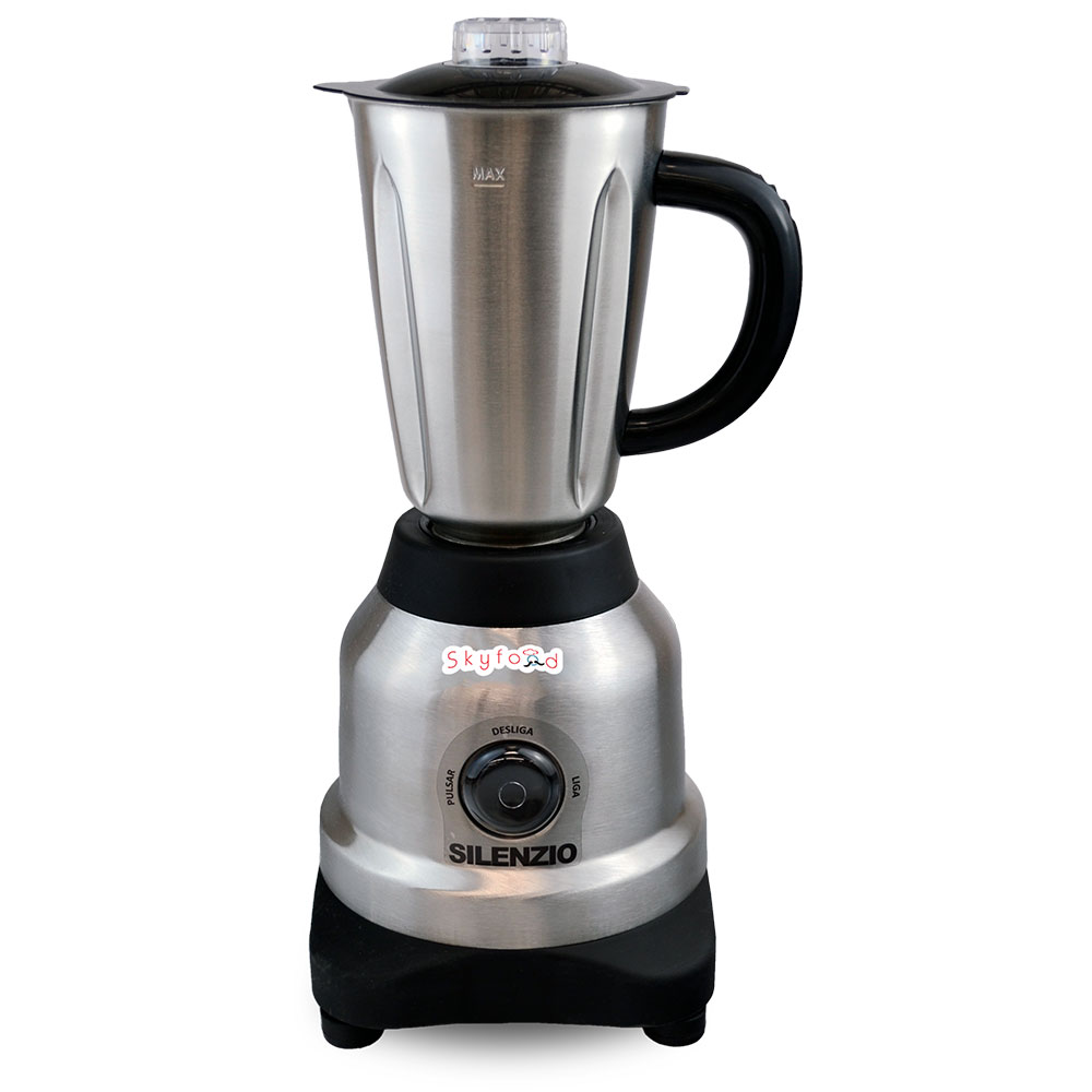 Countertop Blender : ... Commercial Blender Countertop Drink Blender w/ Metal Container