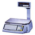 Skyfood LS-100 60-lb Dual Range Printing Price Computing Scale w/ 1000 PLU Memory