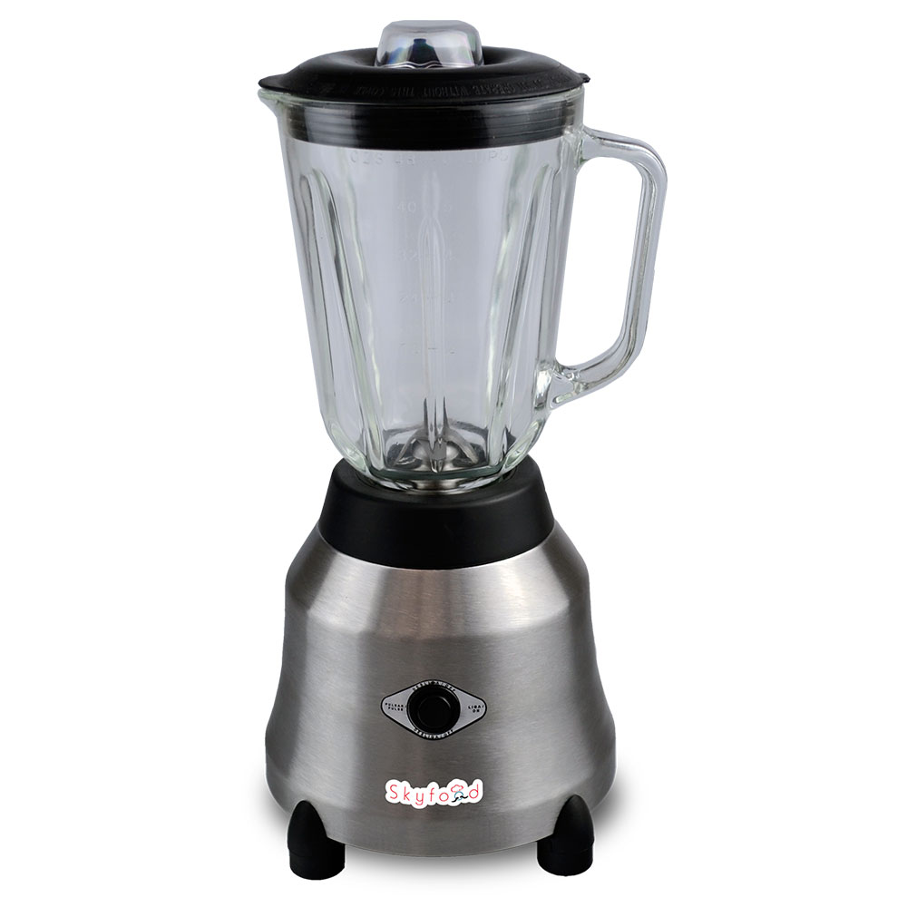 Fleetwood LV1.5 48-oz Bar Blender w/ 45-sec Timer, Double Welded Blades, 18,000 RPM